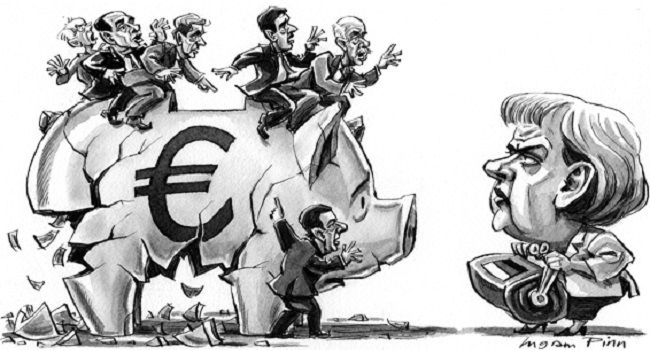 Masquetrading devaluaci n alemana principal ventaja for Que represente 500 mo